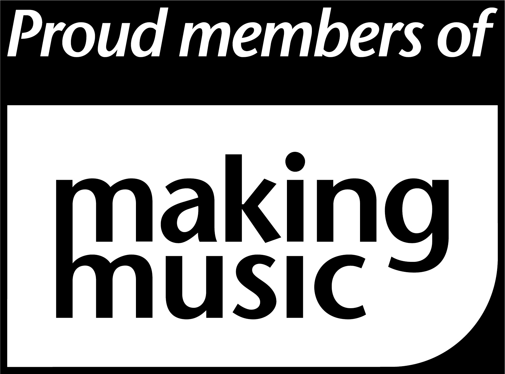 Making Music Logo and hyperlink